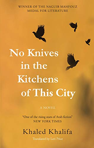No Knives in the Kitchens of This City: A Novel (Hoopoe Fiction) (English Edition)