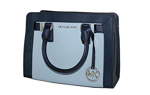 "ZIP CLOSURE, SILVER TONE HARDWARE DUAL HANDLES. DETACHABLE SHOULDER STRAP.INTERIOR: ZIP POCKET, MULTI SLIP POCKETS, SIGNATURE LINING.PROTECTIVE BOTTOM 'FEET' APPROX. 9.5""X7""X3"" NEW STYLE 2018"