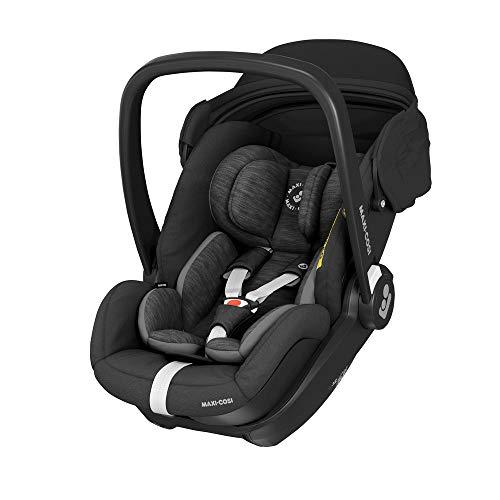 Bebê Conforto Marble com Base, Maxi-Cosi, Essential Black