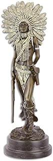 DeAgostini Bronzefigur   GUDEA PRINZ VON LAGASCH    Reproduktion aus Bronze NEU