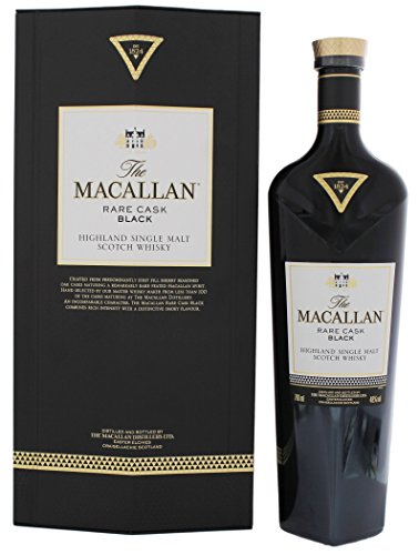Macallan Rare Cask Black Single Malt Whisky (1 x 0.7 l)