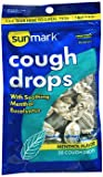 Sunmark Cough Drops - Menthol - 30 ct, Pack of 4