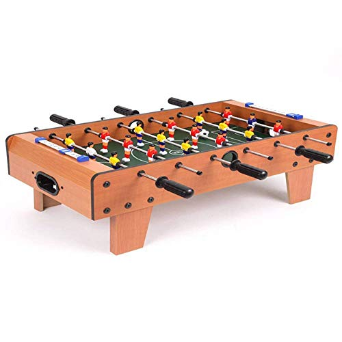 ULTRAZON Foosball Table- Portable Mini Table Football / Soccer Game Set with Two Balls and Score Keeper for Adults and Kids
