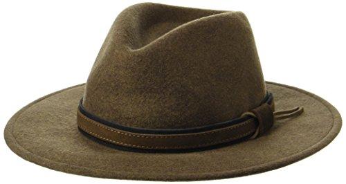 Scippis Austin 'Unisex Adult Mütze, Unisex Adult, Scippis Hut' Austin ', braun