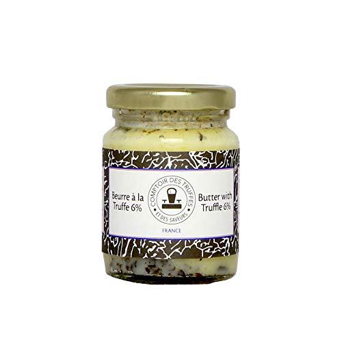 Comptoir des truffes Beurre à la truffe 6%, Contenance: 80g