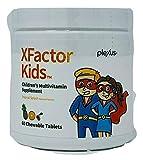 Plexus Slim Xfactor Kids MultiVitamin Probiotic Supplement 60 Chewable Tablets