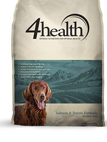 4health Salmon & Potato Formula Adult Dog Food 5 lb