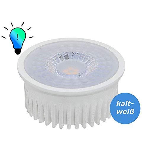 5 Watt LED Modul in 3 Stufen dimmbar I kein Dimmer erforderlich I nur 30mm Einbautiefe I KALT-WEIß 6000K I Trango I TGMOCWSD