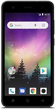 Virgin Mobile Coolpad Illumina half 8GB Prepaid Smartphone Tucson Mall Black Lo