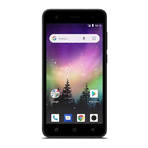 Virgin Mobile Coolpad Illumina 8GB Prepaid Smartphone, Black (Locked)