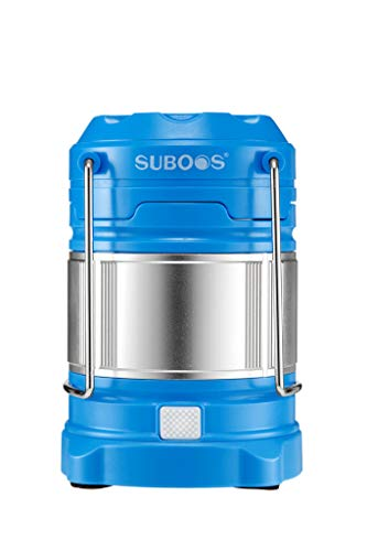 SUBOOS Ultimate Rechargeable LED Camping Lantern and 5000mAh...