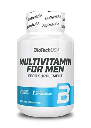 Biotech USA - Multivitamin for Men 60 Tabletten (5er Pack)