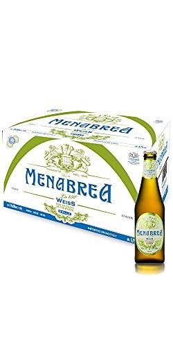 Menabrea Birra La 150 Weiss In Cartone Da 24 Bottiglie - 330 ml