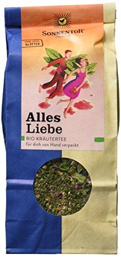 Sonnentor Alles Liebe-Kräutertee lose, 1er Pack (1 x 50 g) - Bio