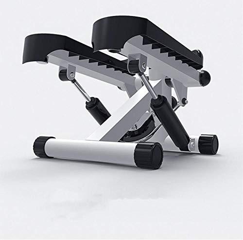 Nice-Doormats Nuevo hogar ultra silencioso mini hidráulico paso a paso máquina de pedal multifuncional portátil pequeño equipo de fitness