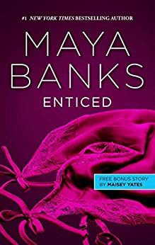 Enticed/A Game Of Vows (Pregnancy & Passion Book 1) by [Maya Banks, Maisey Yates]