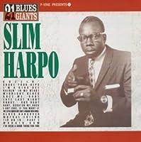 21 Blues Giants Vol.7 by Slim Harpo (1995-07-25)