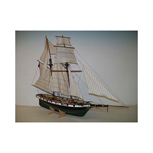 Soclaine La Recouvrance - Maqueta de Barco velero