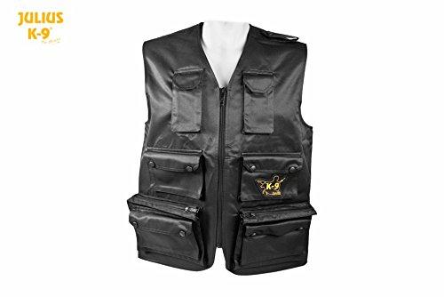 JULIUS K-9 Juli K9 10WKS+L K9 Shorts Cotton Jacke, Black, Imprägnierte Größe L, L, Schwarz
