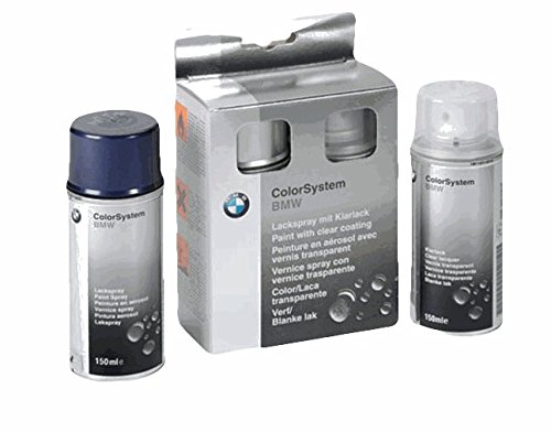 Original BMW Lackspray-Set Zweischicht Alpinweiss III - 300