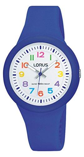 Lorus Watches Orologio Analogico Unisex con Cinturino in Silicone RRX45EX9