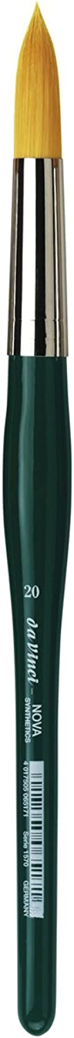 Da Vinci 1570 Nova Round Series Paint Brush, Size 20