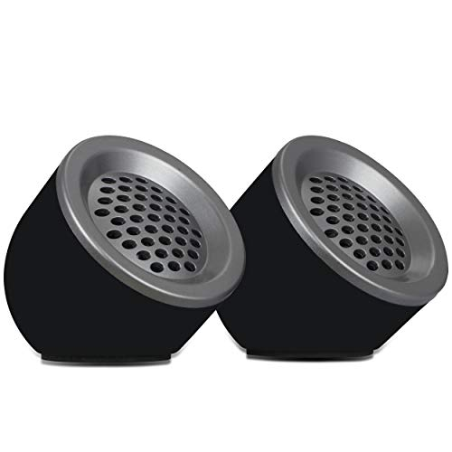 Zebronics Zeb-Pluto 2.0 Multimedia Speaker with Aux Connectivity,USB Powered and Volume Control