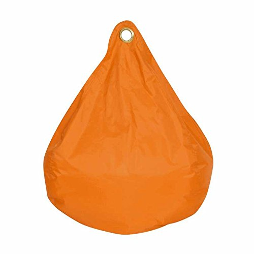 Direct low cost Pouf Pera - Naranja