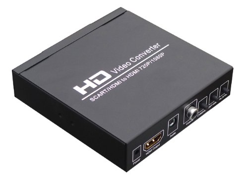 WINGONEER Scart/hdmi auf hdmi 720p/1080p HD-Video umwandler