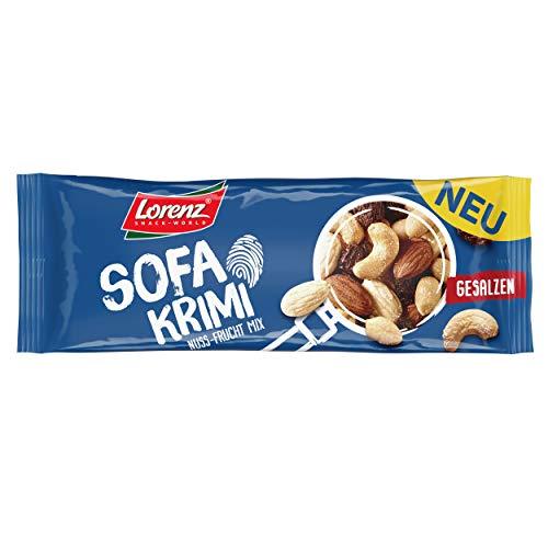 Lorenz Snack World Sofa Krimi, 28er Pack (28 x 40 g)