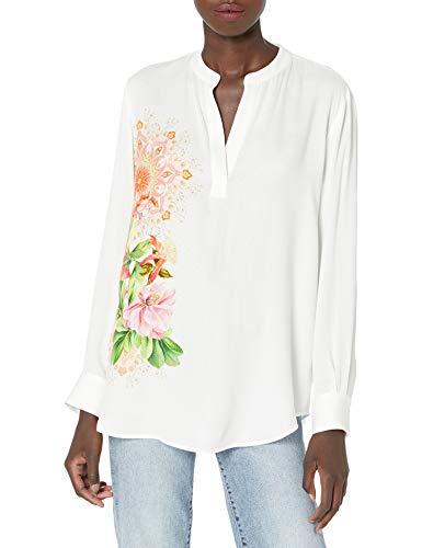 camicia donna coreana Desigual Blus_Tigris Camicia