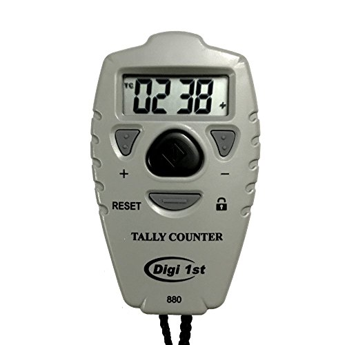 Digi 1st TC-880 Digital Pitch and Tally Counter