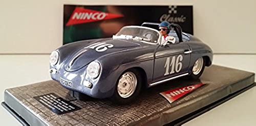 hermoso SCX Scalextric Slot Ninco 50206 Porsche Porsche Porsche 356-A Speedster  Sebring   despacho de tienda