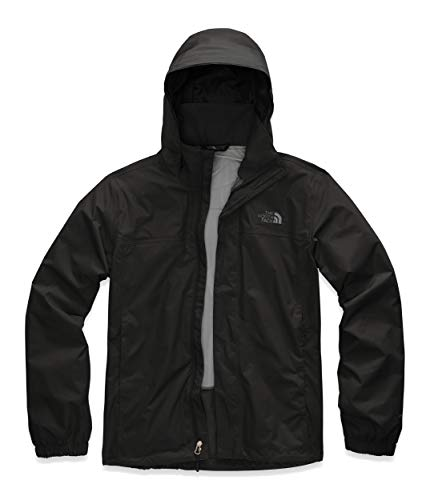 The North Face Men's Resolve Jacket, TNF Black/TNF Black, Medium