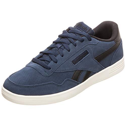 Reebok Royal TECHQUE T LX, Zapatillas de Tenis para Hombre, Multicolor (Collegiate Navy/Black/Classic White 000), 47 EU