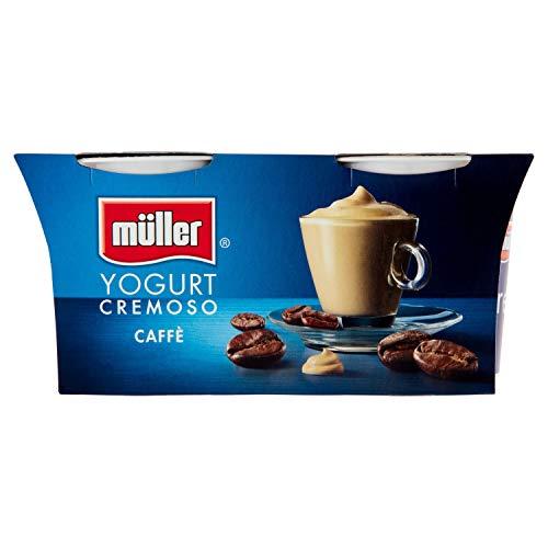 Muller Yogurt Caffe, 2 x 125g