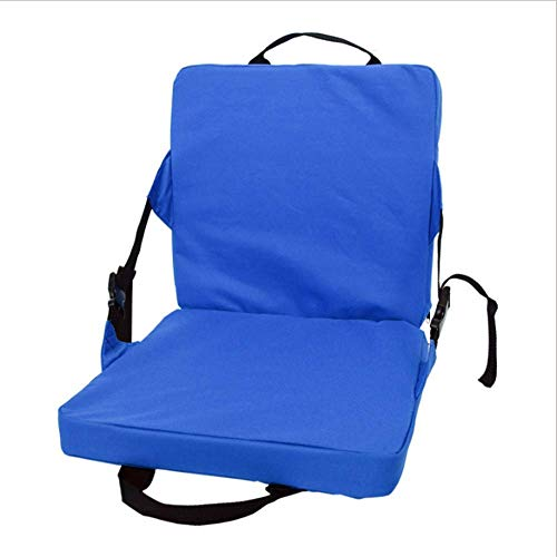 NLDM Seat Cushion, Memory Foam Seat,Folding Chair,Sport Cushion Memory Foam Sporting Event Seat Pad, Beach Chair for Boat Stadiums Bleachers Chairs Seat