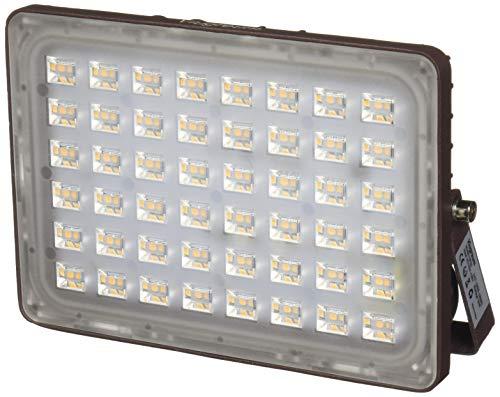 Viugreum Focos LED Exterior 50w IP66 Impermeable Proyector Led Lámpara/Reflectores Exterior jardín 5000LM Blanco Cálido