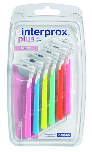 Interprox Plus 2 lotes de cepillos interdentales (2 x 6 cepillos)