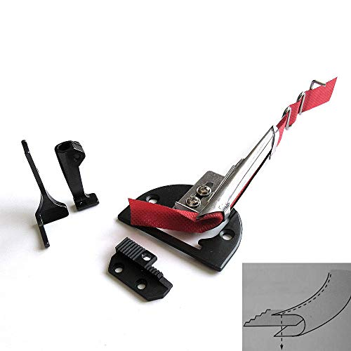 Why Should You Buy Walking Foot Needle Plate Feeder Raw Edge Tape Binder Binding for Juki Dnu-241,Dn...