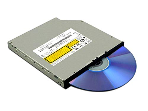 Osst Lettore ottico interno da 12,7mm, lettore masterizzatore Slim SATA 8x DVD-RW per laptop, PC e MAC