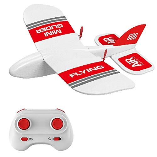 TOOGOO Kf606 2.4Ghz Rc Flugzeug Fliegen Flugzeug Epp Schaum Gleiter Spielzeug Flugzeug 15 Minute Flug Zeit Rtf Schaum Flugzeug Spielzeug Kinder Geschenke