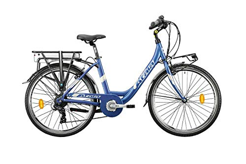 Atala E-Run 6.1 Lady 360 Colore Blu Bicicletta elettrica e-Bike pedalata assistita