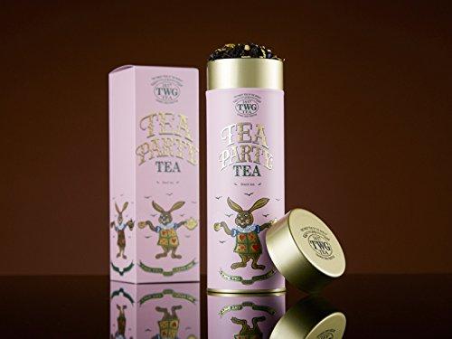 シンガポールの高級紅茶 TWGシリーズ Tea Party Tea 並行輸入品
