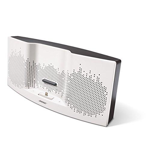 Bose ® SoundDock XT Lautsprecher weiß/dunkelgrau