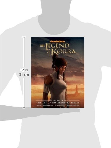 The Legend of Korra:  Air (The Art of the Animated)