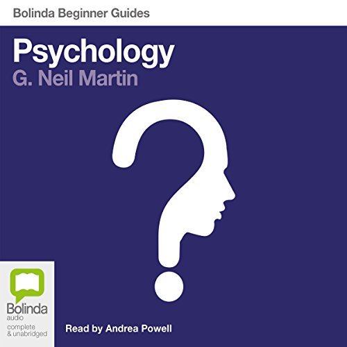 Psychology cover art