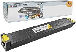 LD Compatible Toner Cartridge Replacement for Sharp MX-31NTYA (Yellow)