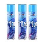 7x butane fuel - 3 Cans Neon 11X Butane Refill Fuel Fluid Lighter Ultra Refined 11 Times 10.14 Oz