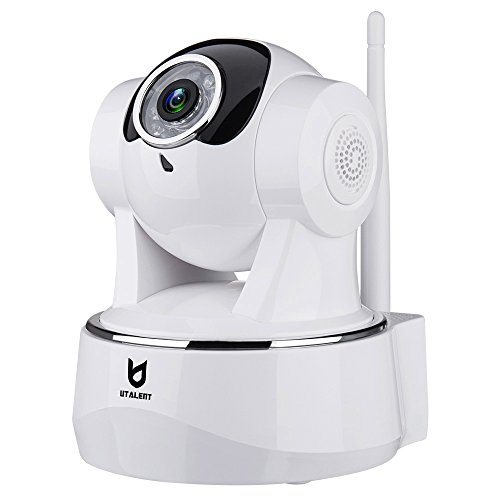 WiFi Camera, Utalent 1080P HD Indoor Wireless Home Security Surveillance IP Camera with Motion Detection, Two Way Audio, Night Vision, Pan/Tilt, Baby Monitor, Nanny Cam